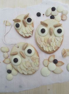 frances quinn owl biscuits - Google Search