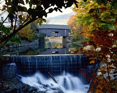 Covered Bridges In Vermont - Bing Images