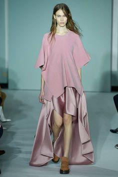 Sies Marjan Fall 2017 Ready-to-Wear Fashion Show - Lex Herl