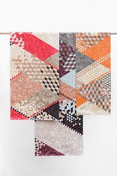 Come on, lottery ticket. I need money for these wooden ELISA STROZYK table runners!