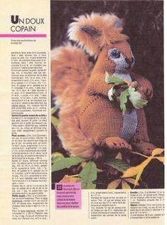 ...Qui aime les écureuils ?....