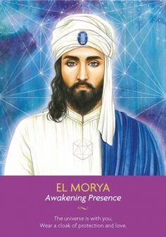 Spiritual protection is important at this time. Ensure that you are cleansing your energy before putting on protection. El Morya is here with a legion of angels to help you understand where you are at now, fire up your divine connection and detach from dramas, people, places and emotions that no longer serve you. Remember that within you there is a mighty soul light. Allow that light to shine through your entire being.