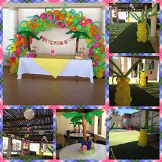 Decoracion bautizo on pinterest fiestas mesas and - Decoracion para bautizo en casa ...