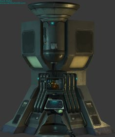 New Sci Fi Console Kajigger - Polycount Forum Environment Concept Art, Environment Design, Prop Design, Game Design, All About Space, Spaceship Interior, Sci Fi News, Sci Fi Spaceships, Research Images
