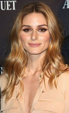 Olivia Palermo at the 2015 Audemars Piguet boutique opening. http://beautyeditor.ca/2015/12/15/best-beauty-looks-emily-ratajkowski