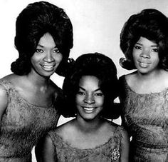 Martha and the Vandellas....Motown from the mid-sixties...The Doo-Ron-Ron, Dancing in the Street