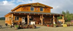 The Goldpanner  Spend the Summer in Wild Alaska Gold Mining Country