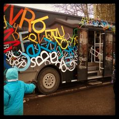 Kirjastoauto Välkky, Espoo