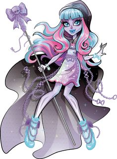 All about Monster High: River Styxx artwork / PNG