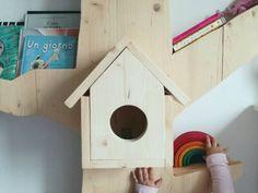 Libreria albero by Idee Intagliate | Diventare Mamma