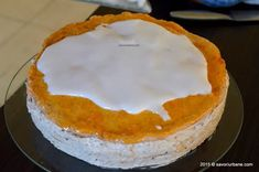 Tort Esterhazy reteta originala   Savori Urbane Fondant, Pie, Desserts, Food, Torte, Tailgate Desserts, Cake, Deserts, Fruit Cakes