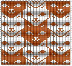 Ravelry: Teehsu's Tessellated Cats: