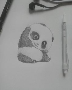 My Drawings, Panda, Snoopy, Instagram Posts, Fictional Characters, Art, Art Background, Kunst, Fantasy Characters