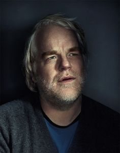 Philip Seymour Hoffman by Mobley