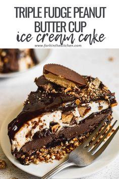 Mini Desserts, Frozen Desserts, Just Desserts, Delicious Desserts, Yummy Food, Healthy Desserts, Pretzel Desserts, French Desserts, Gastronomia