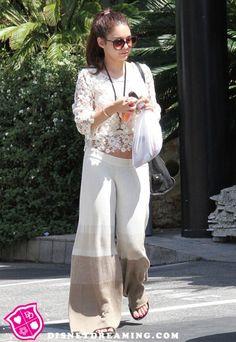 Selena Gomez inspired Vanessa Hudgens to work with UNICEF!