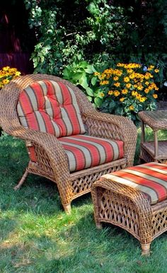 Wicker Garden Furniture | Wicker Paradise