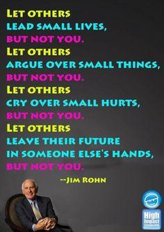 Jim Rohn quote