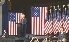 San Diego, CA – Speaking before a crowd of about 500 supporters and local Democratic politicos at the Prado in Balboa Park, presumptive Democratic presidential nominee Hillary Clinton unleashed attack after attack on Donald Trump's foreign policy rhetoric, calling the … Continued