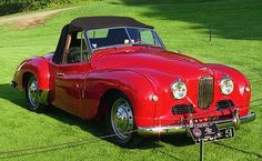 1951 Jowett Jupiter roadster