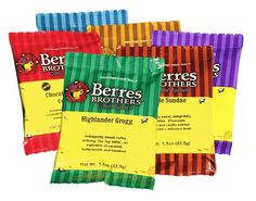 Berres Brothers Chocolate Mint Ground Coffee 1.5 oz. ** Want additional info? Click on the image.