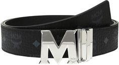 5635aef15c5 Mcm claus reversible silver buckle belt. Men s ...
