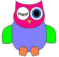 zeynep harikalar diyarında: Gamsız baykuş :)