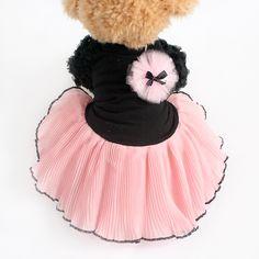 Арми магазин цветок пузырь рукав Товары для собак принцессы Платья для женщин собаки платье 6071045 одежда поставки XS, S, M, l, XL купить на AliExpress