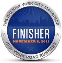 NYC Marathon November 6, 2011 #marathon #run