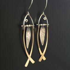 Image of Fish Earrings