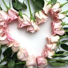 Find images and videos about pink, cool and flowers on We Heart It - the app to get lost in what you love. Pretty In Pink, Beautiful Flowers, Rose Cottage, Arte Floral, Color Rosa, Be My Valentine, Pink And Green, Heart Shapes, Flower Arrangements