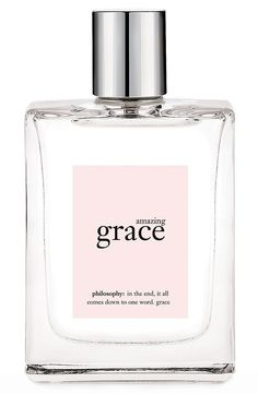 Amazing Grace perfume and lotion!