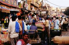 With a population of more than 1 billion people, it sure can get crowded in India. These particularly crowded places are captivating and confronting!