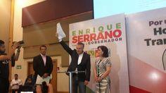 Inicia Enrique Serrano campaña, firma carta de transparencia y rendición de cuentas   El Puntero