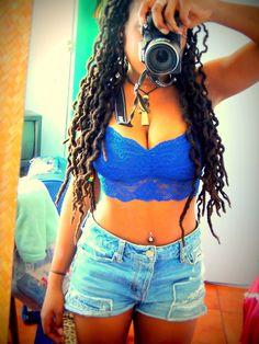 #dreads #selfportrait
