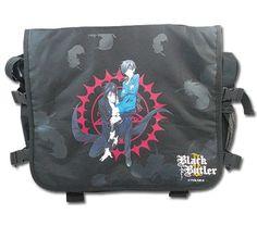 Crunchyroll - Black Butler 2 Sebastian & Ciel Messenger Bag