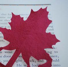 craft projects : kirigami fall decorations | make handmade, crochet, craft