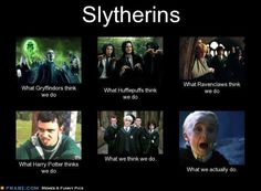 Im a gryffindor with slytherin traits