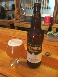 Backwoods Brewing Company Launches New Seasonal Series       #craftbeer #beer  http://hopsaboutbeer.com