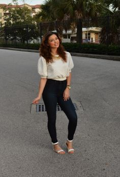 Cool and Calm high waisted skinny jeans outfits0181
