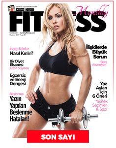 Monthly Fitness Haziran 2017 Sayısı
