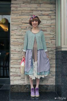 Harajuku street fashion   http://ohyeahmorigirl.tumblr.com/post/32556900223