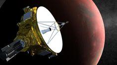 NASA's New Horizons probe wakes up on mission to Pluto - See more at: http://sen.com/news/nasa-s-new-horizons-probe-wakes-up-on-mission-to-pluto#sthash.3WEgG2ql.dpuf