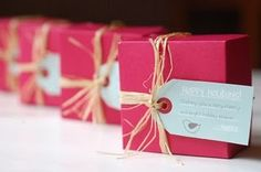 make your own gift boxes out of old file folders tutorial