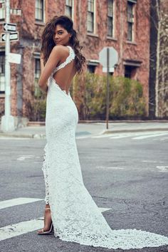 Wedding Dress by Grace Loves Lace // Alicia Vikander Wedding Ideas // SHEER EVER AFTER WEDDINGS