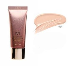 Missha BB Real Signature odstín 21 (Light Pink Beige)
