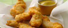 Gluten-free diet? You can savor these chicken fingers thanks to Bisquick® Gluten Free mix.