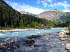 No editing needed. Numa falls, British Columbia. [OC] [3982x2988] : EarthPorn