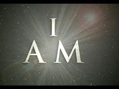▶ The Power of I-Am : The 2 Most Powerful Words! (Law Of Attraction) - YouTube