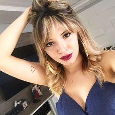 Taciele Alcolea Youtubers, Tattoos, Hair, Cute, Whoville Hair, Irezumi, Tattoo, Youtube, A Tattoo